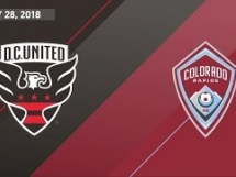 DC United 2:1 Colorado Rapids