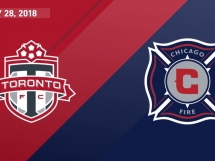 Toronto FC 3:0 Chicago Fire