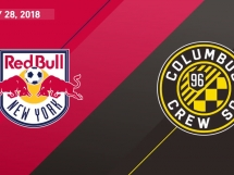 New York Red Bulls 2:3 Columbus Crew