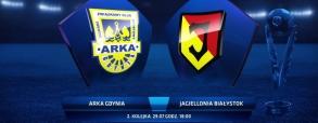 Arka Gdynia 0:2 Jagiellonia Białystok