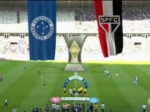 Cruzeiro 0:2 Sao Paulo