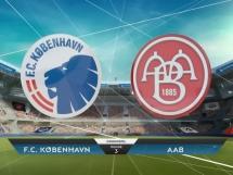 FC Kopenhaga 4:0 Aab Aalborg