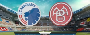 FC Kopenhaga - Aab Aalborg