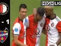 Levante UD 1:2 Feyenoord