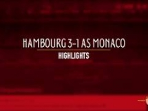 Hamburger SV 3:1 AS Monaco