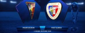 Pogoń Szczecin 0:2 Piast Gliwice
