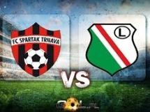 Trnava 0:1 Legia Warszawa