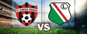 Trnava - Legia Warszawa
