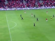 Hapoel Be'er Szewa 2:2 Dinamo Zagrzeb