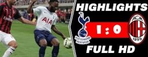 Tottenham Hotspur - AC Milan