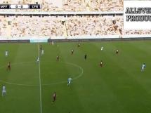 Malmo FF 1:1 CFR Cluj