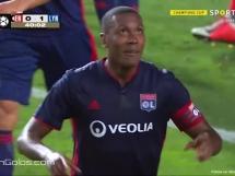 Benfica Lizbona 2:3 Olympique Lyon