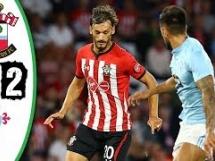 Southampton 3:2 Celta Vigo