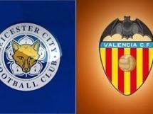 Leicester City 1:1 Valencia CF