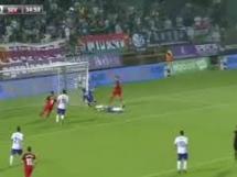 Ujpest FC 1:3 Sevilla FC