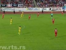 Radnicki Nis 2:2 Maccabi Tel Awiw