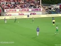 Sarpsborg 08 1:0 St. Gallen