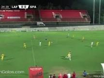 La Fiorita 0:3 Spartaks Jurmała