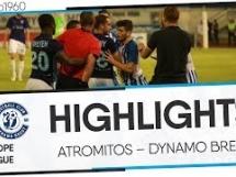 Atromitos Ateny 1:1 Brest