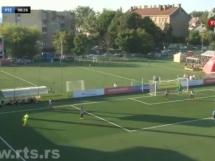Trakai 1:1 Partizan Belgrad