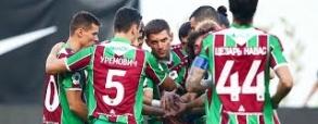 Dynamo Moskwa 1:1 Rubin Kazan