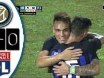Inter Mediolan 1:0 Olympique Lyon