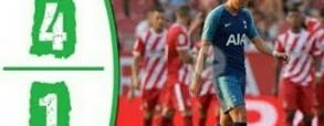 Girona FC - Tottenham Hotspur
