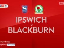 Ipswich Town 2:2 Blackburn Rovers