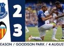 Everton 2:3 Valencia CF