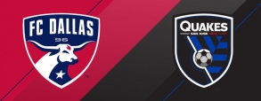 FC Dallas - San Jose Earthquakes