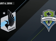 Minnesota United 1:2 Seattle Sounders