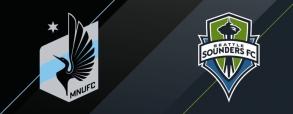 Minnesota United 1:2 Seattle Sounders