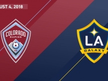 Colorado Rapids 2:1 Los Angeles Galaxy