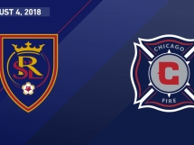 Real Salt Lake 2:1 Chicago Fire