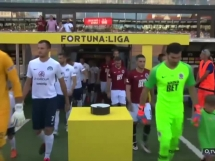 Sparta Praga 1:0 Slovacko