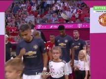 Bayern Monachium 1:0 Manchester United