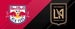 New York Red Bulls - Los Angeles FC