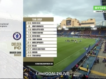 Chelsea Londyn 0:0 Olympique Lyon