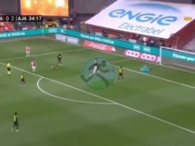 Standard Liege 2:2 Ajax Amsterdam