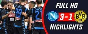Borussia Dortmund - Napoli