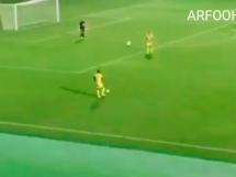 Pyunik 0:0 Maccabi Tel Awiw