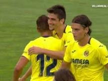 Villarreal CF 1:1 Real Saragossa