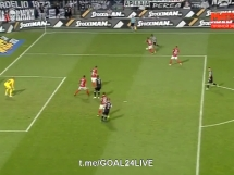 PAOK Ateny 3:2 Spartak Moskwa