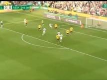 Celtic 1:1 AEK Ateny