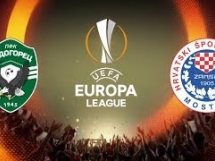 Ludogorets 1:0 Zrinjski Mostar