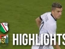 Legia Warszawa 1:2 Dudelange