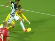 FC Nordsjaelland 1:2 Partizan Belgrad