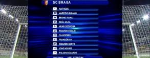 Zoria Ługańsk - Sporting Braga