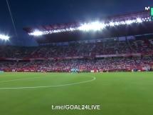 Sevilla FC 1:0 Żalgiris Wilno