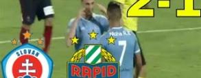 Slovan Bratysława - Rapid Wiedeń